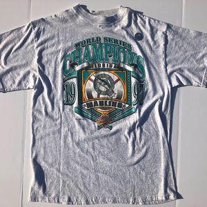 Vintage Marlins World Series